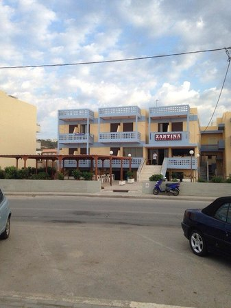 Photo of Hotel Zantina Beach Crete