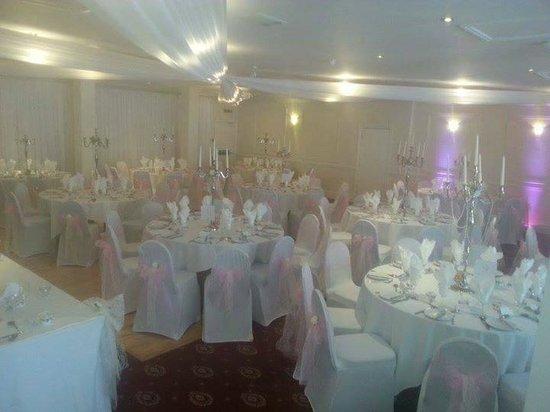 The Bellingham Hotel : wedding room