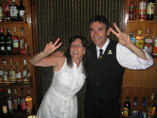 Marcella Royal Hotel: Salvatori and the Boss!