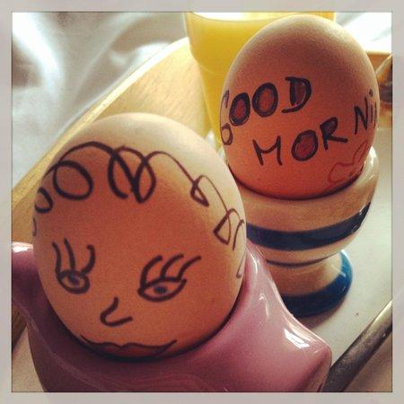 Motel Schmotel: Good morning indeed!
