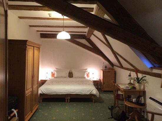 Questenberk: Comfortable and cozy rooms
