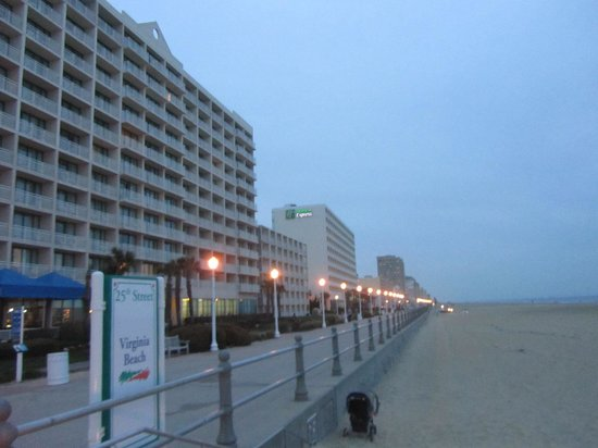 Courtyard Virginia Beach Oceanfront South By Marriott