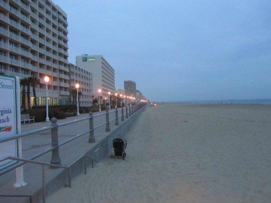 Courtyard Virginia Beach Oceanfront/South: Courtyard by Marriott Virginia Beach Oceanfront