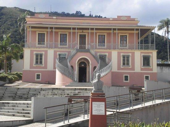 Museu Historico e Geografico : Museu Histórico e Geográfico  - Poços de Caldas - MG