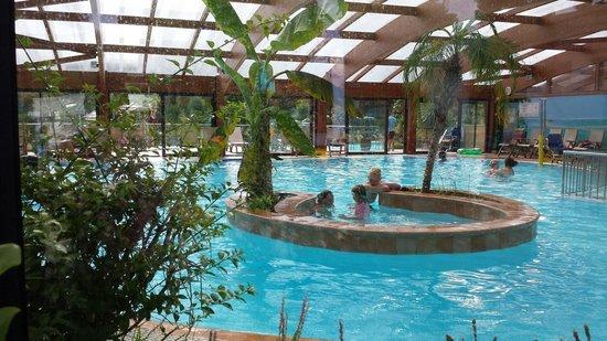 Camping du Letty : Espace aquatique interieur