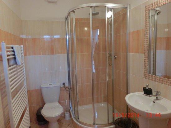 Pension U Jakuba: Ванная комната