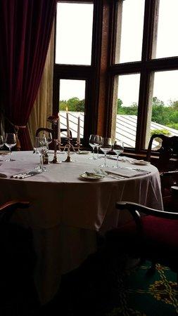 Adare Manor: Dining Room