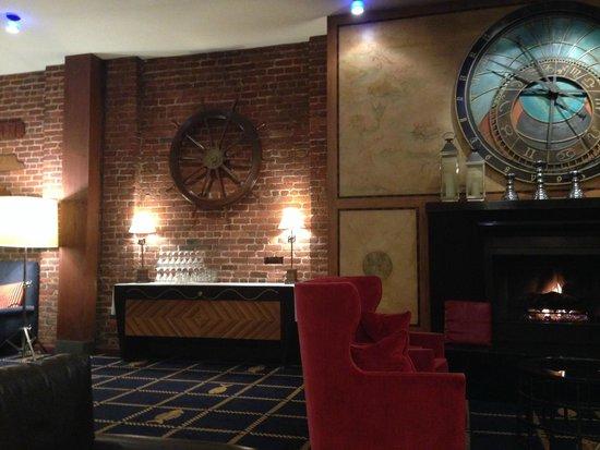 Argonaut Hotel, A Noble House Hotel: The lobby