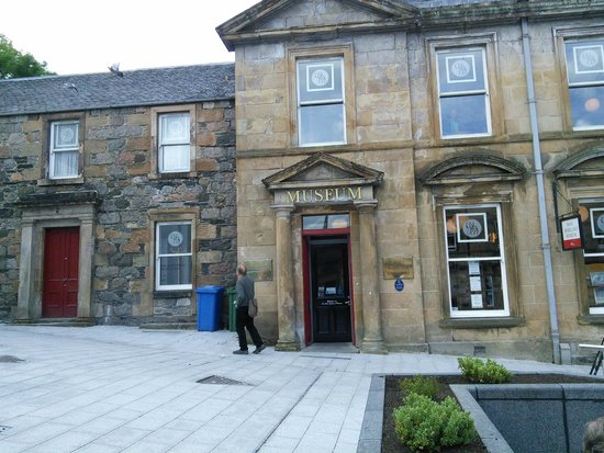 West Highland Museum: The Museum