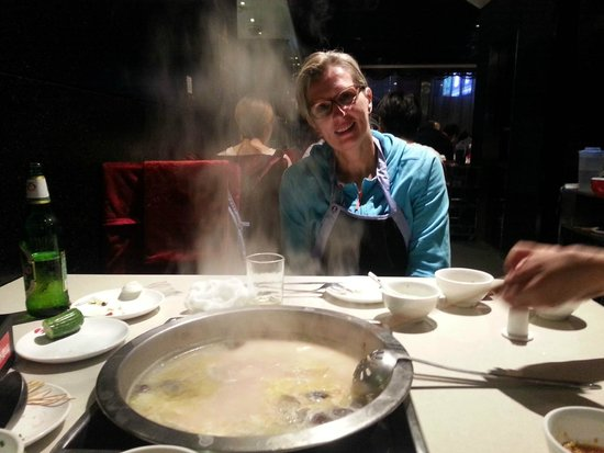 Haidilao Hot Pot Cheng (Jiefang Road): fondue chinoise