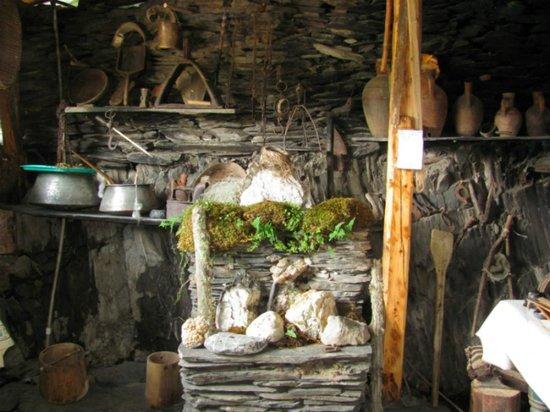 Shenako, Geórgia: музей
