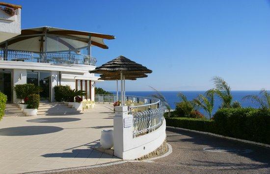 Veraclub Scoglio della Galea Resort &spa: Ресторан
