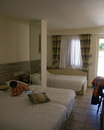 Hotel Scoglio della Galea: Номер