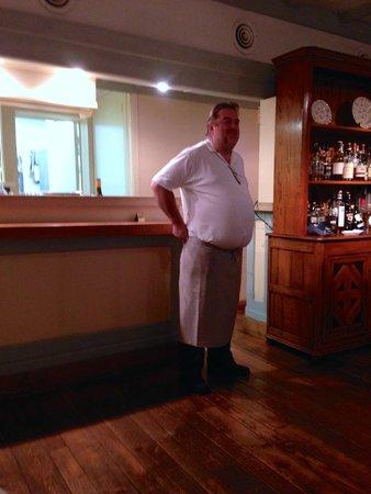 De Stove : The chef, Gino