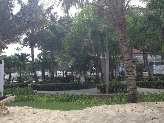 Luxury Bahia Principe Cayo Levantado Don Pablo Collection: grounds