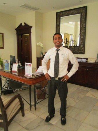 Luxury Bahia Principe Cayo Levantado: Kelvin!
