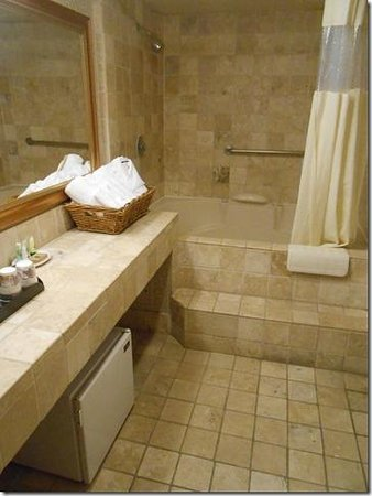 BEST WESTERN PLUS Laguna Brisas Spa Hotel : Jet tub