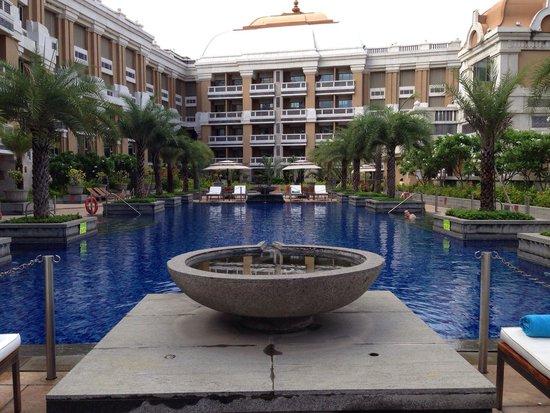 ITC Grand Chola, Chennai: ITC Grand Pool