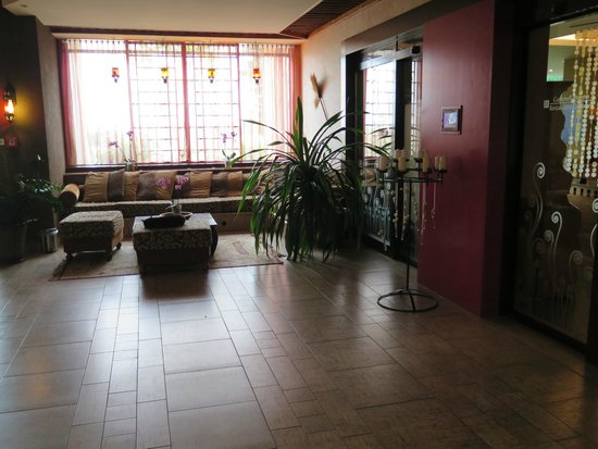 Caramell Premium Resort Superior: Lobby