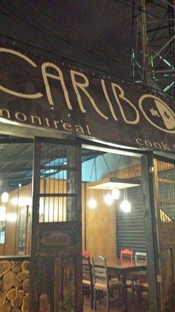 Restaurante Caribou