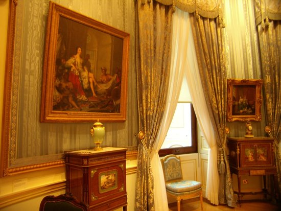 Wallace Collection: The Dinning Room (El Comedor)