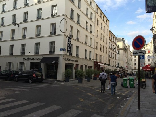 Hotel du Cadran Tour Eiffel : Hotel du Cadran