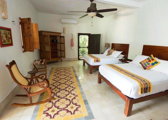 Hotel Posada San Juan: Habitación Queen #3