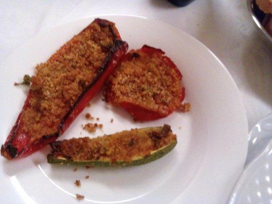 Il Terziere: Verdure grigliate