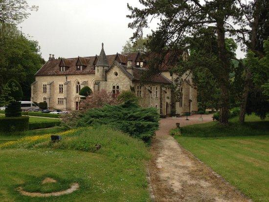 Abbaye de la Bussiere : Hotel