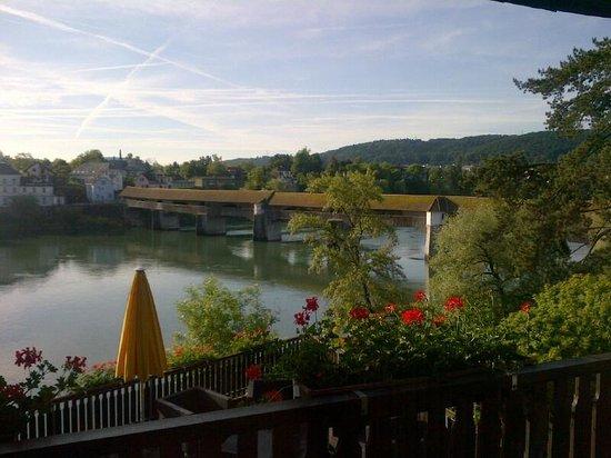 Ringhotel Goldener Knopf: Delightful view