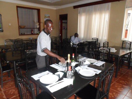 Namugongo Hotel: Welcoming Environment