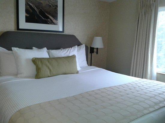 The Wayside Inn: Bedroom