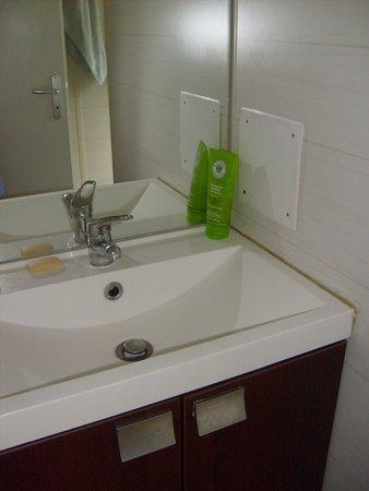 Domaine Des Chenes Verts: salle bain