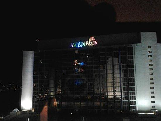 Aquarius Casino Resort: Hotel