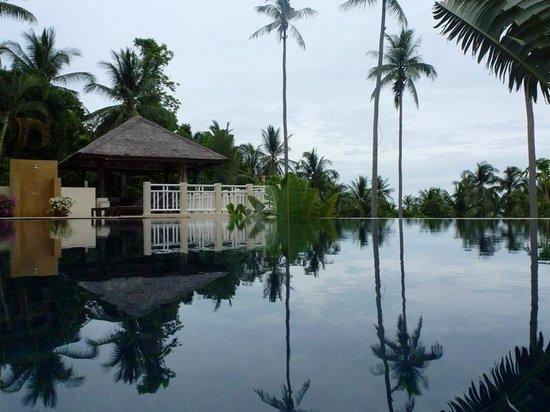 Kalara Gardens: Infinity Pool and Snooker Pavilion