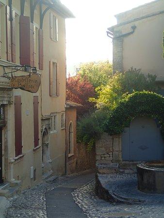 Hostellerie le Beffroi : A lovely location.