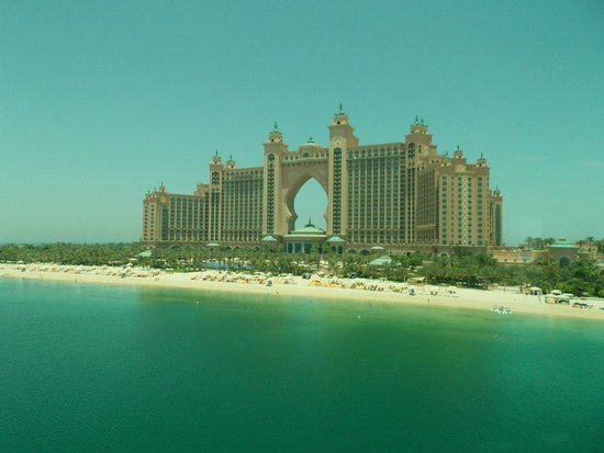 Atlantis, The Palm: Palm Atlantis @ Dubai
