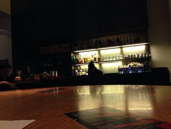 Obica Mozzarella Bar: The Bar