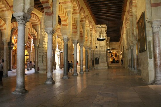 Mezquita-Catedral de Córdoba: mosquée