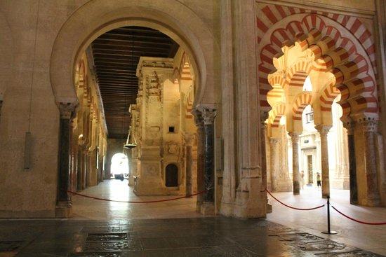 Mezquita Cathedral de Cordoba: mosquée