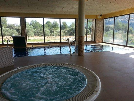 Los Nogales: spa