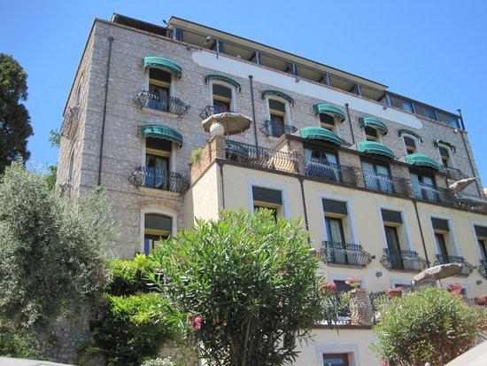 Hotel Villa Carlotta: Hotel front