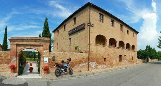 Hotel More Di Cuna: Das Hotel