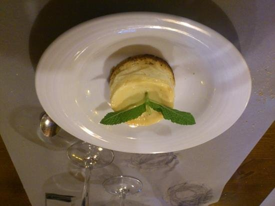 EL CELLER VELL: tarta de queso