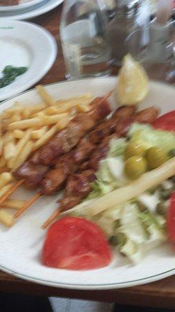 Restaurante Bar Andaluz: Pinchos sooooo lecker