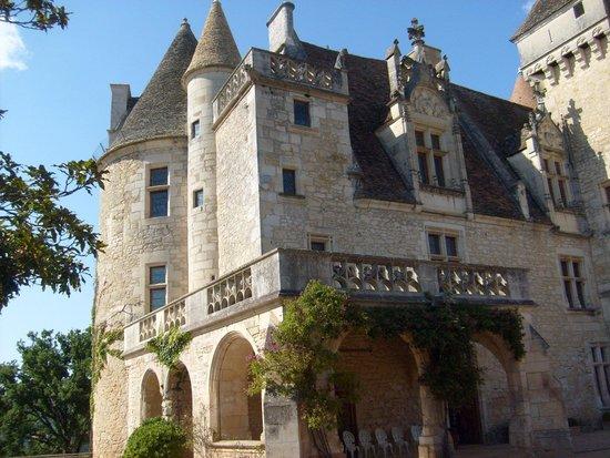 Chateau des Milandes: le chateau