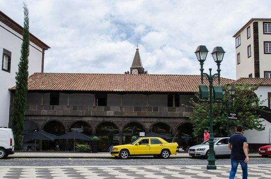 Café Do Museu : External view of the Cafe