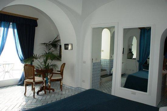Hotel Marincanto: Bedroom