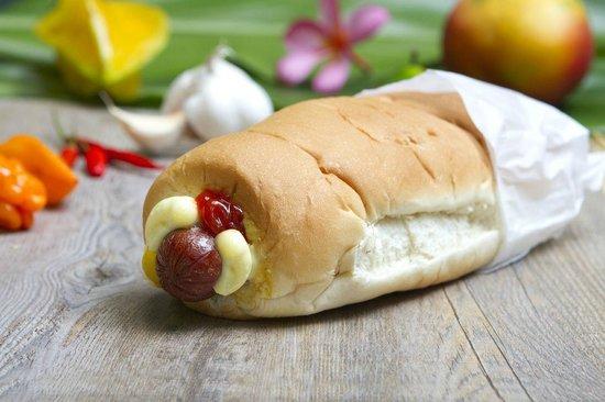 HULA DOG Hale'iwa : Experience the taste of Aloha