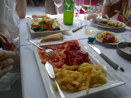 Casa Poli: Bacalao Tomate
